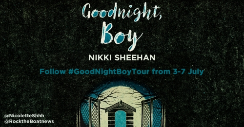 Goodnight Boy Blog tour